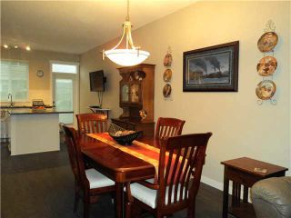 """Photo 4: 98 7938 209TH Street in Langley: Willoughby Heights Townhouse for sale in """"RED MAPLE PARK"""" : MLS®# F1415854"""