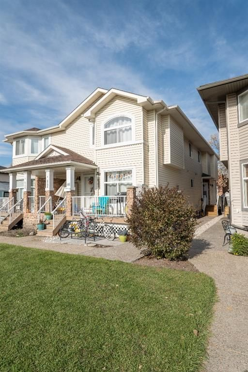 Main Photo: 2 6206 Bowness Road NW in Calgary: Bowness Row/Townhouse for sale : MLS®# A1046944