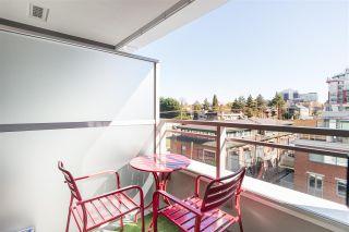 "Photo 16: 610 289 E 6TH Avenue in Vancouver: Mount Pleasant VE Condo for sale in ""SHINE"" (Vancouver East)  : MLS®# R2373547"