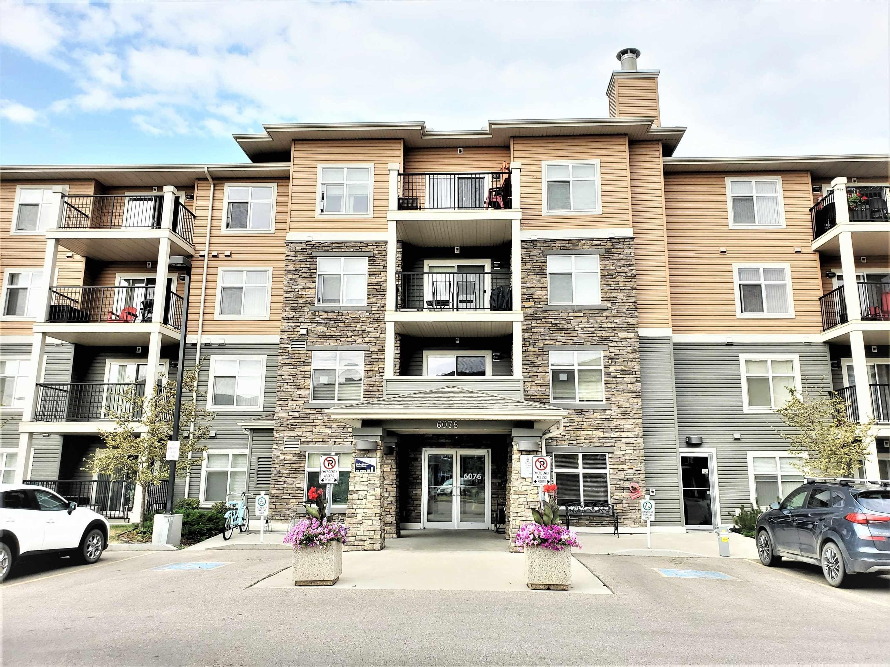 Main Photo: 438 6076 SCHONSEE Way in Edmonton: Zone 28 Condo for sale : MLS®# E4260047