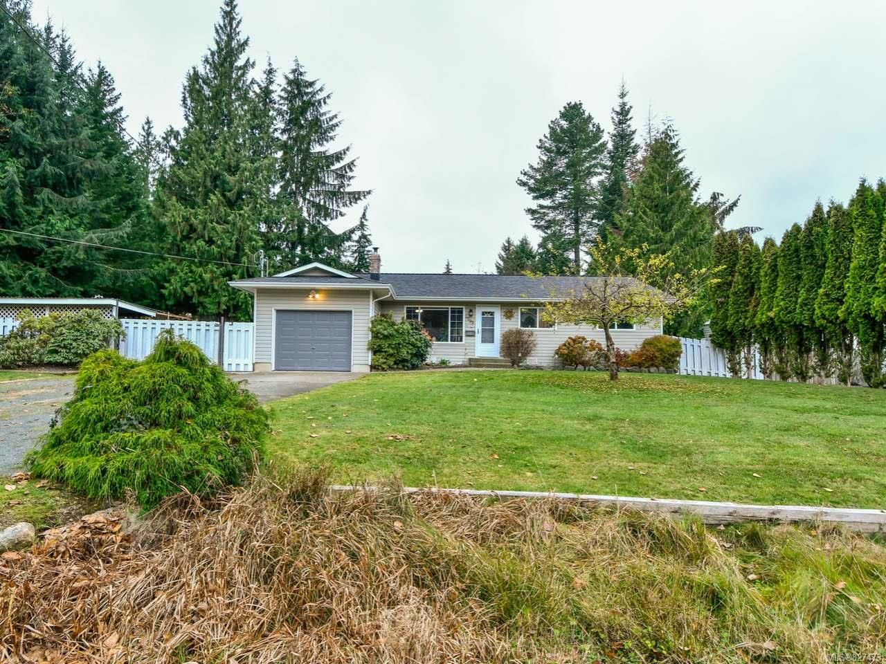 Main Photo: 4199 Enquist Rd in CAMPBELL RIVER: CR Campbell River South House for sale (Campbell River)  : MLS®# 827473