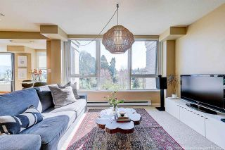 "Photo 1: 405 500 W 10TH Avenue in Vancouver: Fairview VW Condo for sale in ""Cambridge Court"" (Vancouver West)  : MLS®# R2575111"