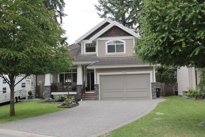 "Main Photo: 4423 208A Street in Langley: Brookswood Langley House for sale in ""Cedar Ridge"" : MLS®# R2176787"