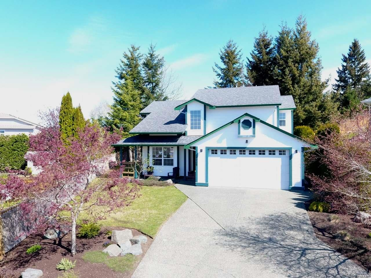 Main Photo: 335 Windemere Pl in CAMPBELL RIVER: CR Campbell River Central House for sale (Campbell River)  : MLS®# 837796