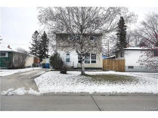 Photo 1: 258 Dussault Avenue in Winnipeg: Windsor Park Single Family Detached for sale (2G)  : MLS®# 1630256