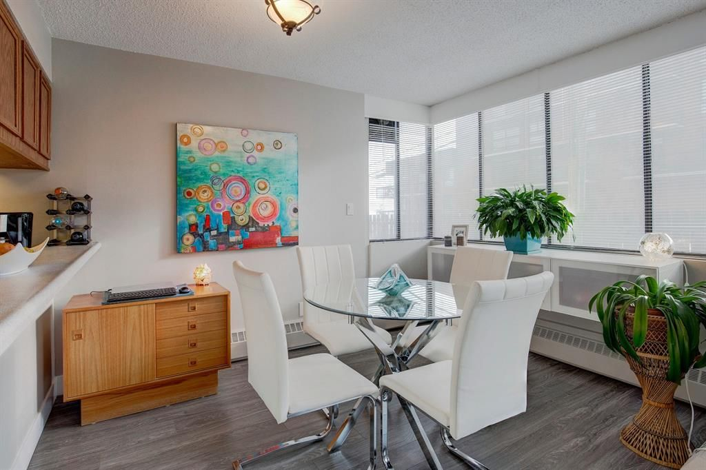 Photo 5: Photos: 102 345 4 Avenue NE in Calgary: Crescent Heights Apartment for sale : MLS®# A1065227