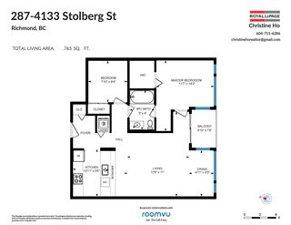 """Photo 21: 287 4133 STOLBERG Street in Richmond: West Cambie Condo for sale in """"REMY"""" : MLS®# R2584638"""