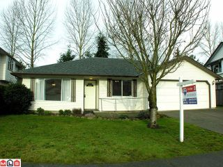 Photo 1: 31365 MCCONACHIE Place in Abbotsford: Abbotsford West House for sale : MLS®# F1200516