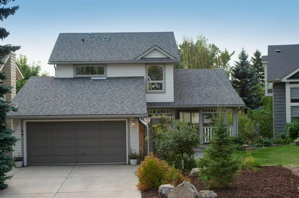 Main Photo: 44 Strathlorne Crescent SW in Calgary: Strathcona Park Detached for sale : MLS®# A1145486