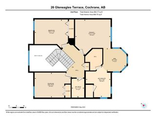 Photo 34: 26 Gleneagles Terrace: Cochrane Detached for sale : MLS®# A1130075