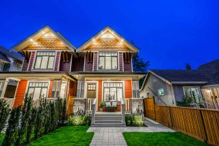 Photo 2: 372 E 16TH AVENUE in Vancouver: Main 1/2 Duplex for sale (Vancouver East)  : MLS®# R2463791