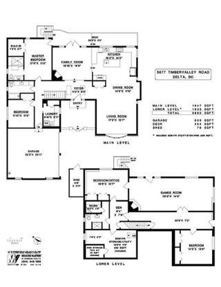 Photo 20: 5677 TIMBERVALLEY Road in Delta: Tsawwassen East House for sale (Tsawwassen)  : MLS®# R2445122
