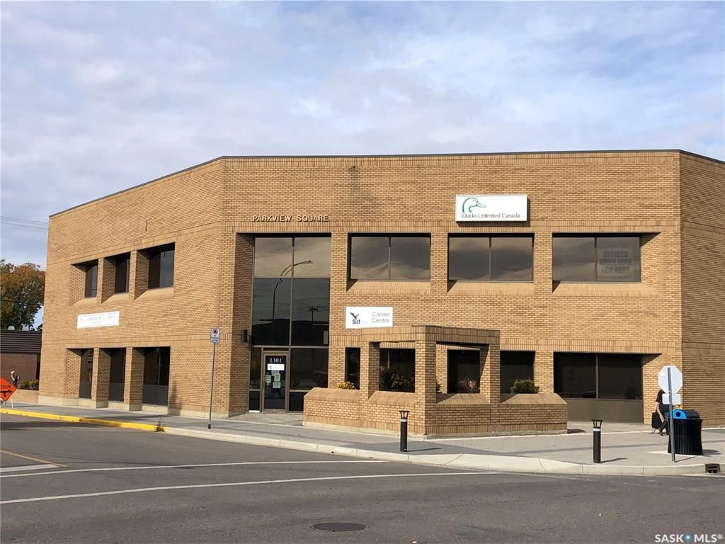 Main Photo: 204 1301 101st Street in North Battleford: Downtown Commercial for lease : MLS®# SK827955