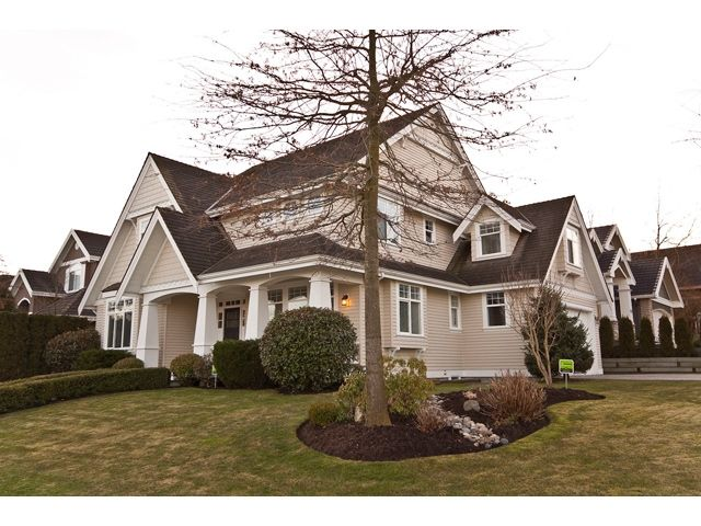 "Main Photo: 15642 36 AV in Surrey: Morgan Creek House for sale in ""Westridge"" (South Surrey White Rock)  : MLS®# F1103865"