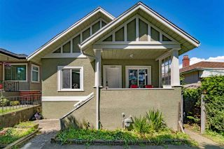 Main Photo: 3339 NAPIER Street in Vancouver: Renfrew VE House for sale (Vancouver East)  : MLS®# R2588061
