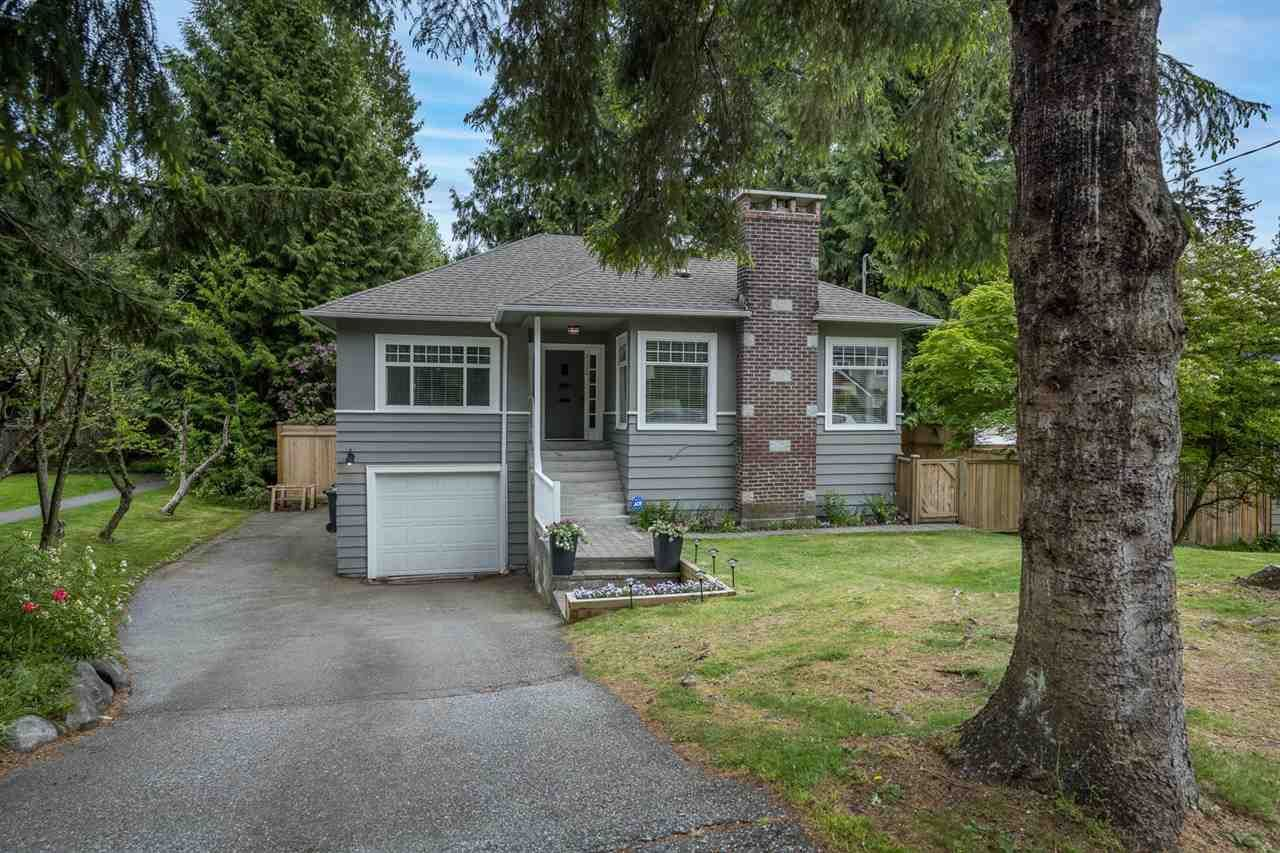 Main Photo: 3194 ALLAN Road in North Vancouver: Lynn Valley House for sale : MLS®# R2577721