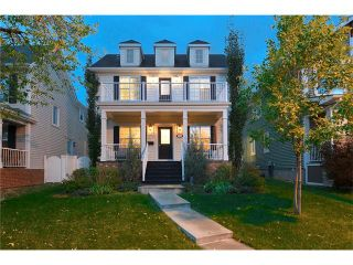 Main Photo: 232 MIKE RALPH Way SW in Calgary: Garrison Green House for sale : MLS®# C4079708