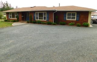 Photo 1: 7540 Beaver Creek Rd in PORT ALBERNI: PA Alberni Valley House for sale (Port Alberni)  : MLS®# 843644