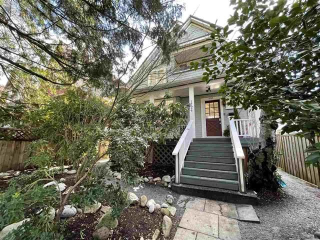 Main Photo: 1724 William Street in Vancouver: Grandview Woodland House for sale (Vancouver East)  : MLS®# R2539444