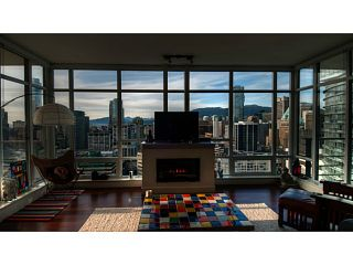 """Photo 2: 2802 565 SMITHE Street in Vancouver: Downtown VW Condo for sale in """"VITA PRIVATE COLLECTION"""" (Vancouver West)  : MLS®# V1098809"""