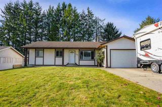 Photo 1: 3229 275A Street in : Aldergrove Langley House for sale (Langley)  : MLS®# R2418832