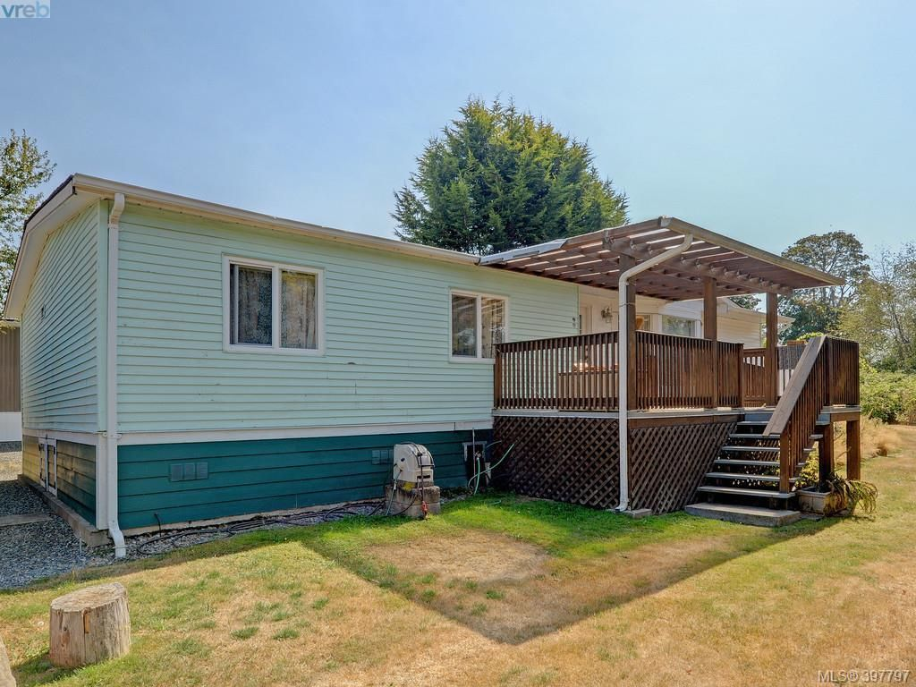 Main Photo: 45 2206 Church Rd in SOOKE: Sk Sooke Vill Core Manufactured Home for sale (Sooke)  : MLS®# 795783