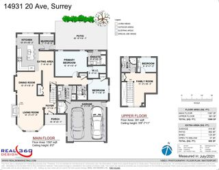"""Photo 30: 14931 20 Avenue in Surrey: Sunnyside Park Surrey House for sale in """"Meridian By The Sea"""" (South Surrey White Rock)  : MLS®# R2604087"""