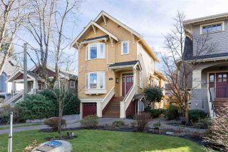 Photo 1: 3528 W 5TH Avenue in Vancouver: Kitsilano 1/2 Duplex for sale (Vancouver West)  : MLS®# R2548810