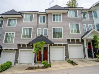 Photo 1: 142 14833 61 Avenue in Surrey: Sullivan Station Townhouse for sale : MLS®# R2511499