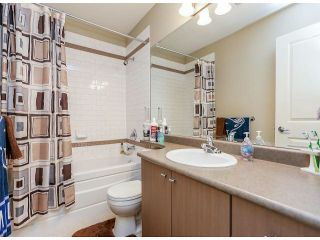 "Photo 15: 85 7155 189TH Street in Surrey: Clayton Townhouse for sale in ""BACARA"" (Cloverdale)  : MLS®# F1405846"