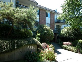 "Photo 1: 303 2320 TRINITY Street in Vancouver: Hastings Condo for sale in ""TRINITY MANOR"" (Vancouver East)  : MLS®# V739755"