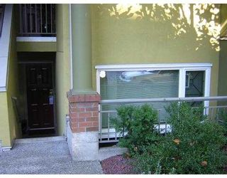 """Photo 1: 795 W 8TH Ave in Vancouver: Fairview VW Townhouse for sale in """"DOVER POINT"""" (Vancouver West)  : MLS®# V616095"""