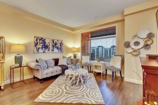 """Photo 1: B526 20716 WILLOUGHBY TOWN CENTRE Drive in Langley: Willoughby Heights Condo for sale in """"YORKSON DOWNS"""" : MLS®# R2621034"""