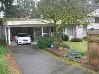 Main Photo: 4450 CAPILANO Road in North Vancouver: Canyon Heights NV House for sale : MLS®# V1044789