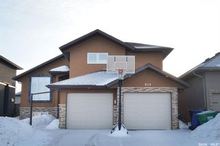 Photo 1: 814 Gillies Crescent in Saskatoon: Rosewood Residential for sale : MLS®# SK844433