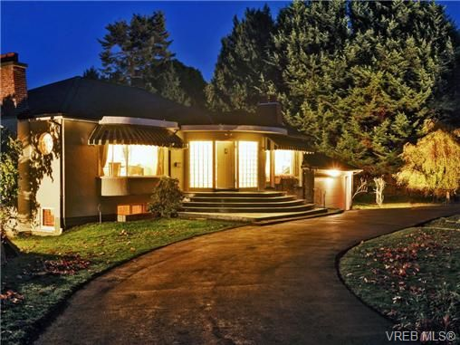 Main Photo: 2990 Rutland Rd in VICTORIA: OB Uplands House for sale (Oak Bay)  : MLS®# 719689