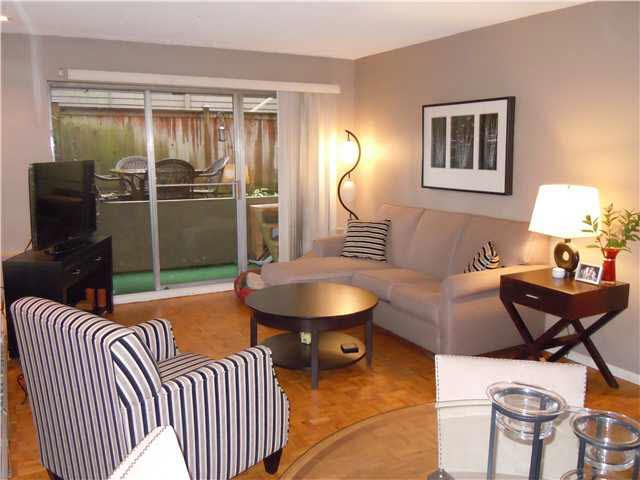 Photo 3: Photos: 109 2211 W 5TH Avenue in Vancouver: Kitsilano Condo for sale (Vancouver West)  : MLS®# V1090915