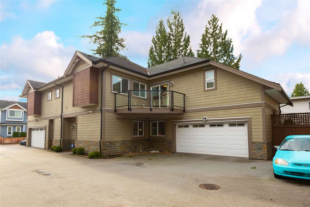 """Main Photo: 2120 3471 WELLINGTON Street in Port Coquitlam: Glenwood PQ Townhouse for sale in """"THE LAURIER"""" : MLS®# R2536540"""
