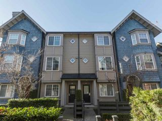 """Photo 1: 27 6450 187 Street in Surrey: Cloverdale BC Townhouse for sale in """"Hillcrest"""" (Cloverdale)  : MLS®# R2421299"""