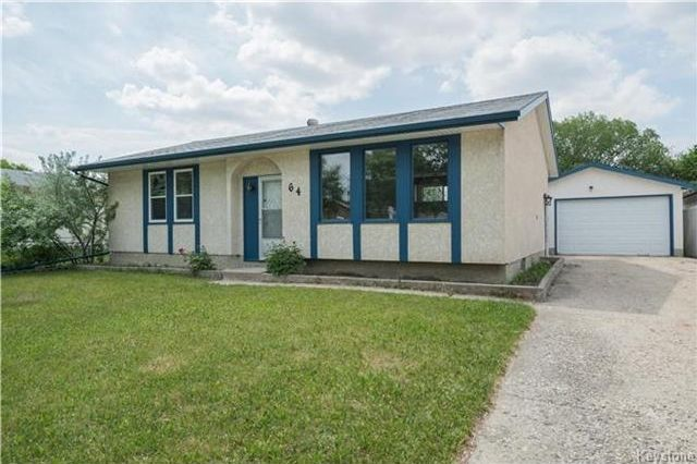 Main Photo: 64 Maberley Road in Winnipeg: Maples Residential for sale (4H)  : MLS®# 1714371
