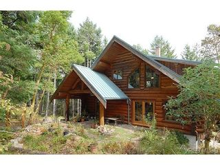 Photo 1: 220 Old Mossy Rd in Victoria: Hi Western Highlands House for sale (Highlands)  : MLS®# 267263