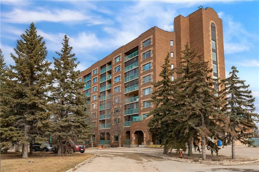 Main Photo: 604 1460 Portage Avenue in Winnipeg: Polo Park Condominium for sale (5C)  : MLS®# 202106599