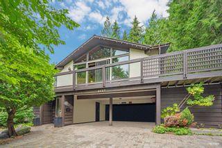 Photo 1: 4645 CAULFEILD Drive in West Vancouver: Caulfeild House for sale : MLS®# R2607528