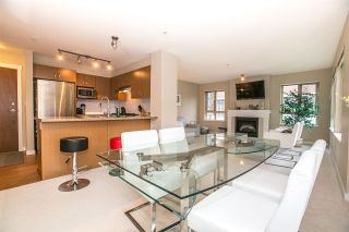 """Photo 8: 211 3105 LINCOLN Avenue in Coquitlam: New Horizons Condo for sale in """"LARKIN HOUSE"""" : MLS®# R2140315"""