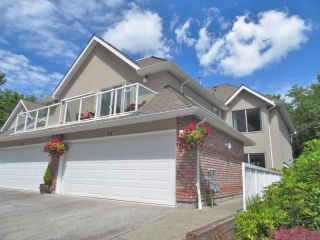 Photo 1: 14 72 JAMIESON Court in New Westminster: Fraserview NW Townhouse for sale : MLS®# R2463593