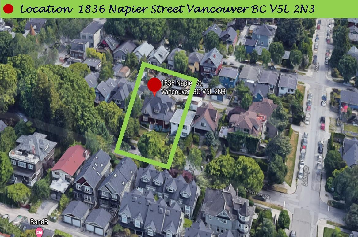 Photo 39: Photos: 1836 NAPIER Street in Vancouver: Grandview Woodland House for sale (Vancouver East)  : MLS®# R2591733