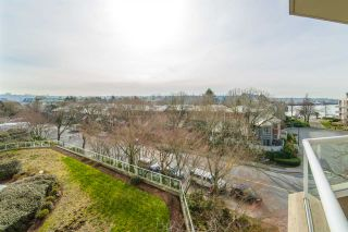 """Photo 16: 406 1135 QUAYSIDE Drive in New Westminster: Quay Condo for sale in """"ANCHOR POINT"""" : MLS®# R2445630"""