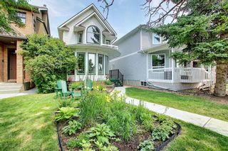 Main Photo: 2016 3 Avenue NW in Calgary: West Hillhurst Detached for sale : MLS®# A1133709