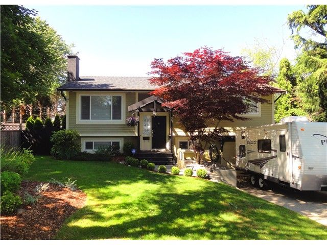 Main Photo: 17229 62ND Avenue in Surrey: Cloverdale BC House for sale (Cloverdale)  : MLS®# F1414992