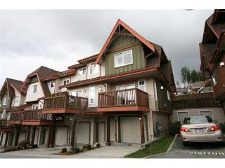Photo 1: 159 2000 PANORAMA Drive in Port Moody: Heritage Woods PM Condo for sale : MLS®# V938006